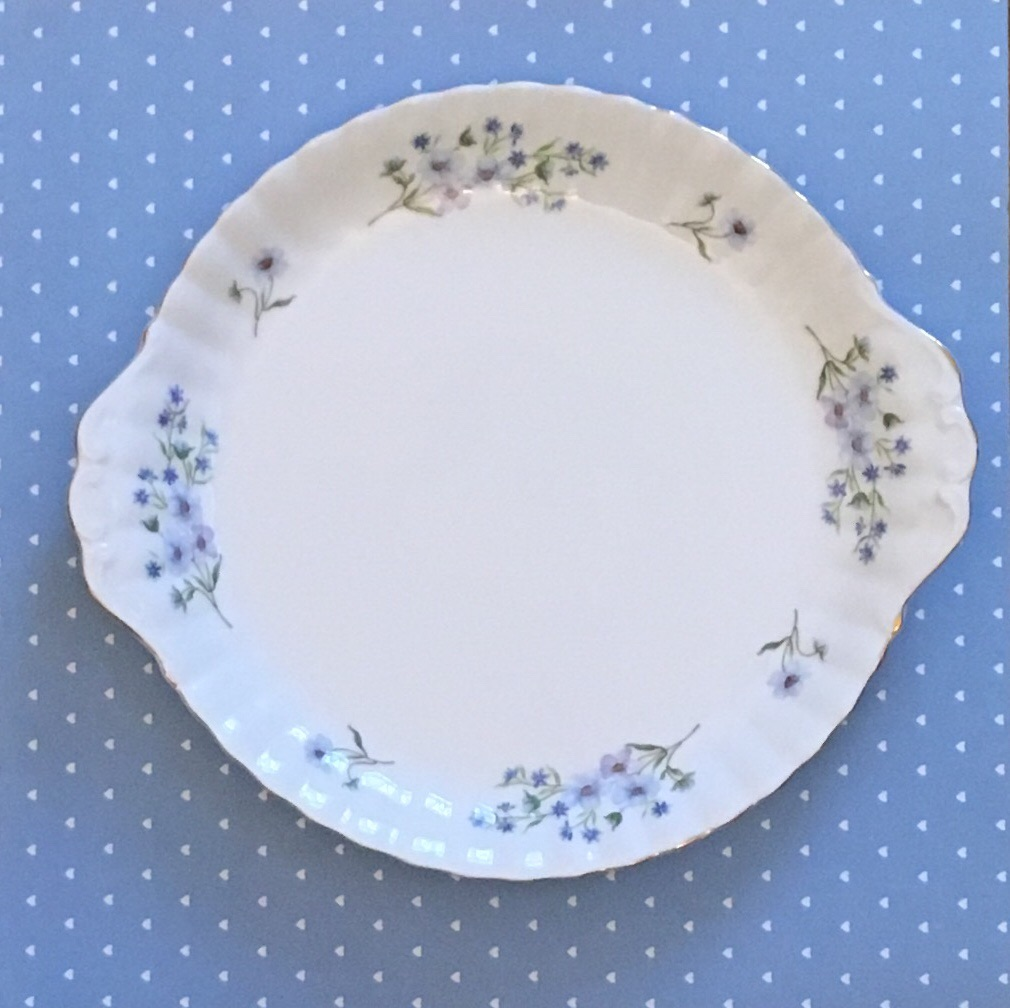 Vintage Cake/Bread & Butter Plate