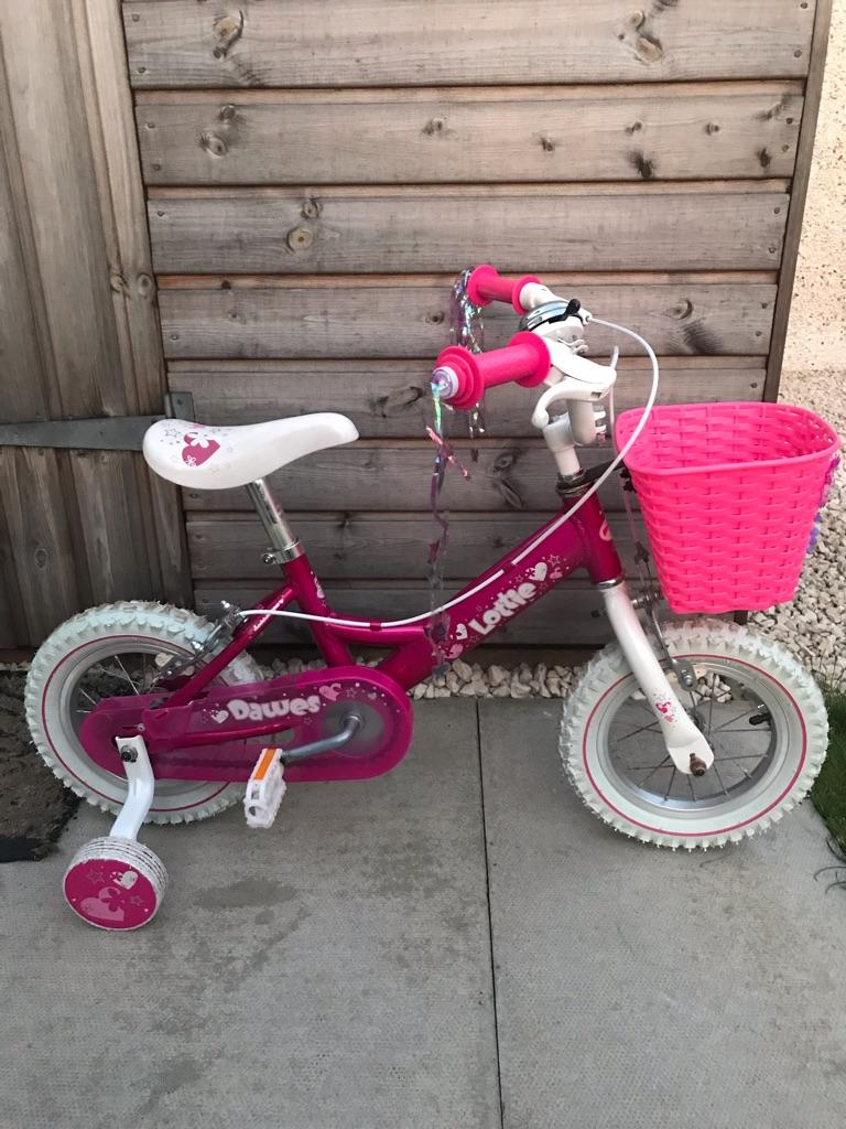 "Dawes Lottie 12""Girls bike"