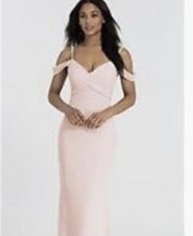 Bridesmaids dress x2 size 12