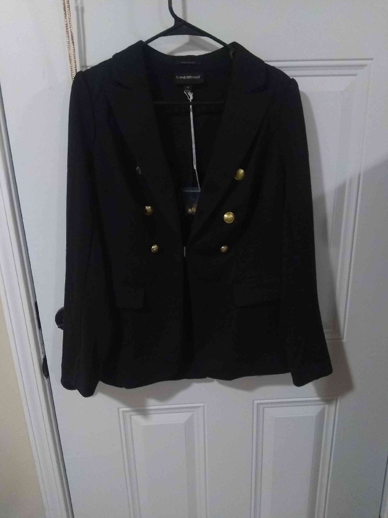 Lane Bryant Female Blazer
