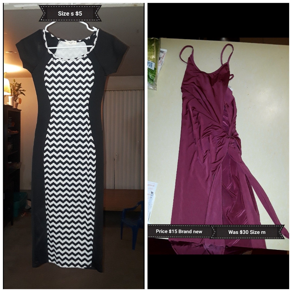 Sexy dresses for sale some new