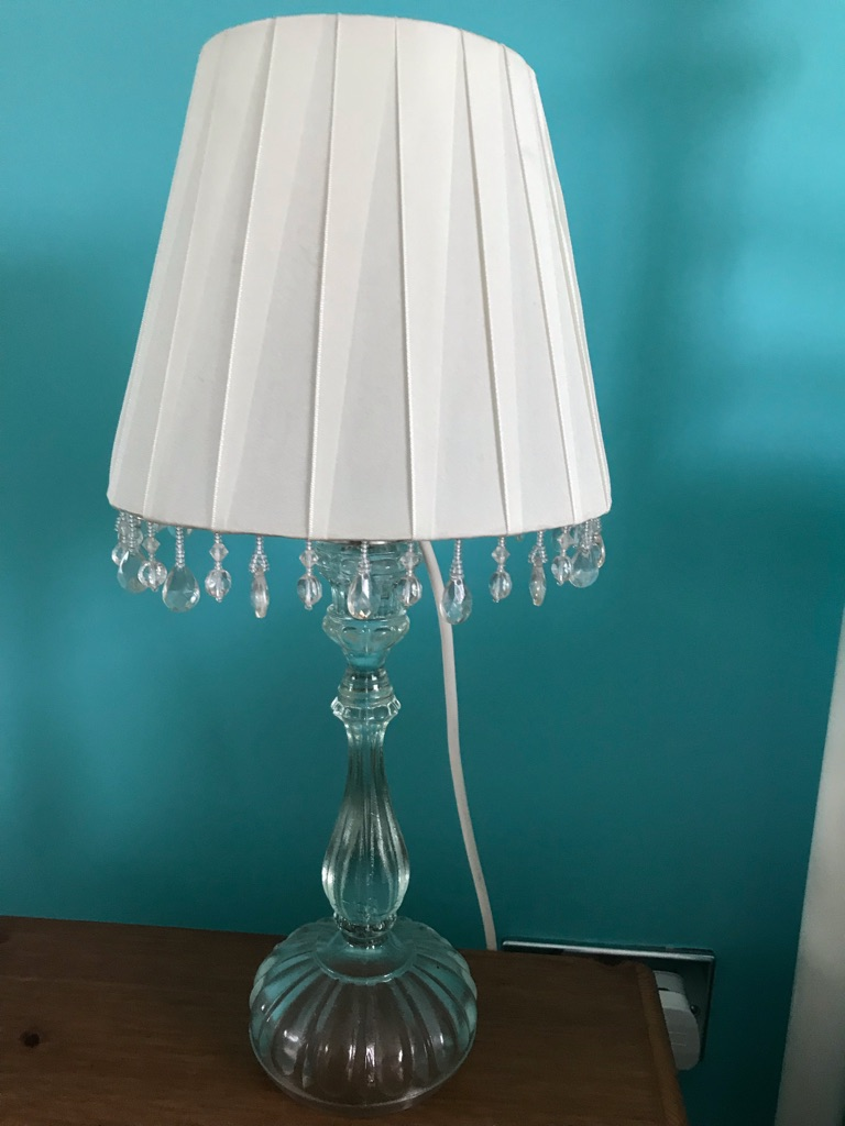 Pair of stunning Laura Ashley Lamps