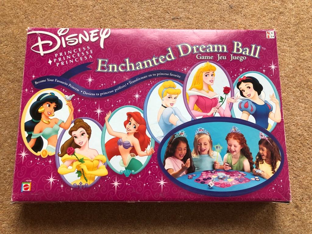 Disney Princess Game