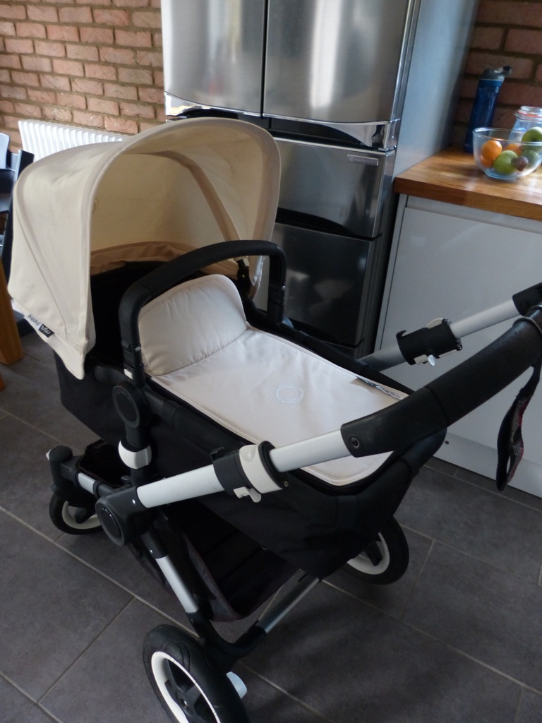 Bugaboo Buffalo Pram / Pushchair and accessories