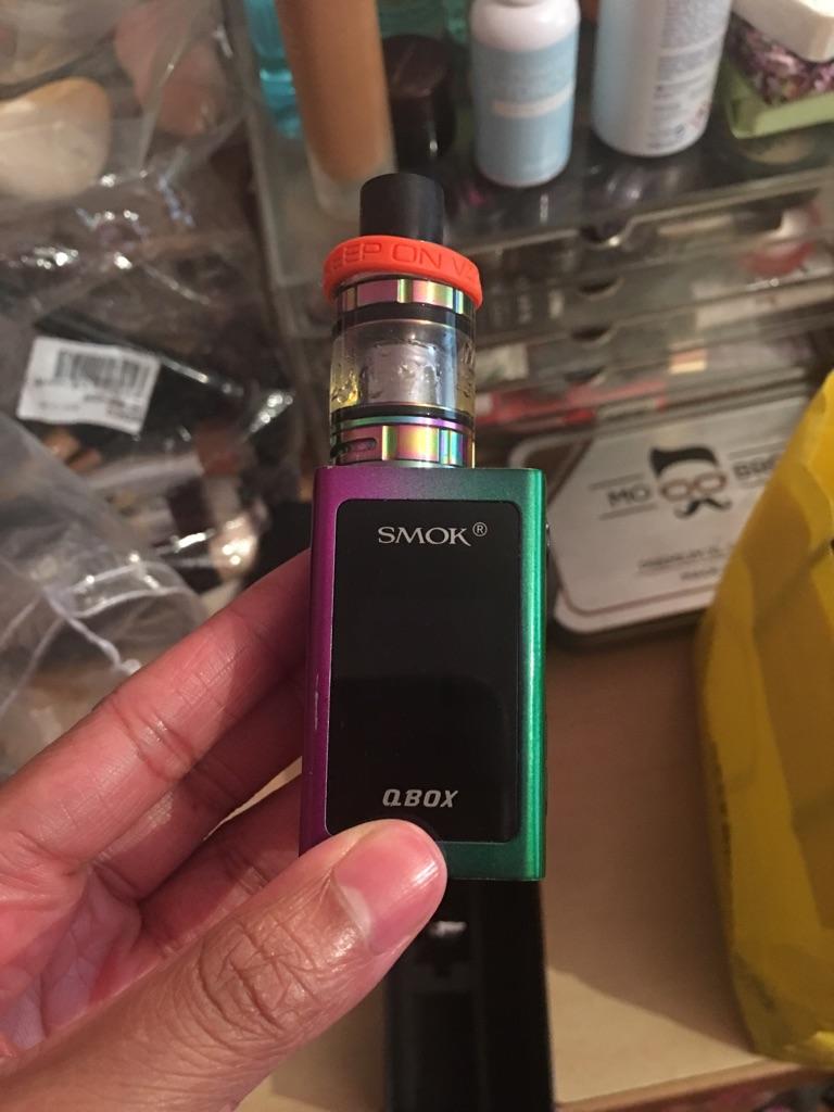 Smok QBox MOD And Tank