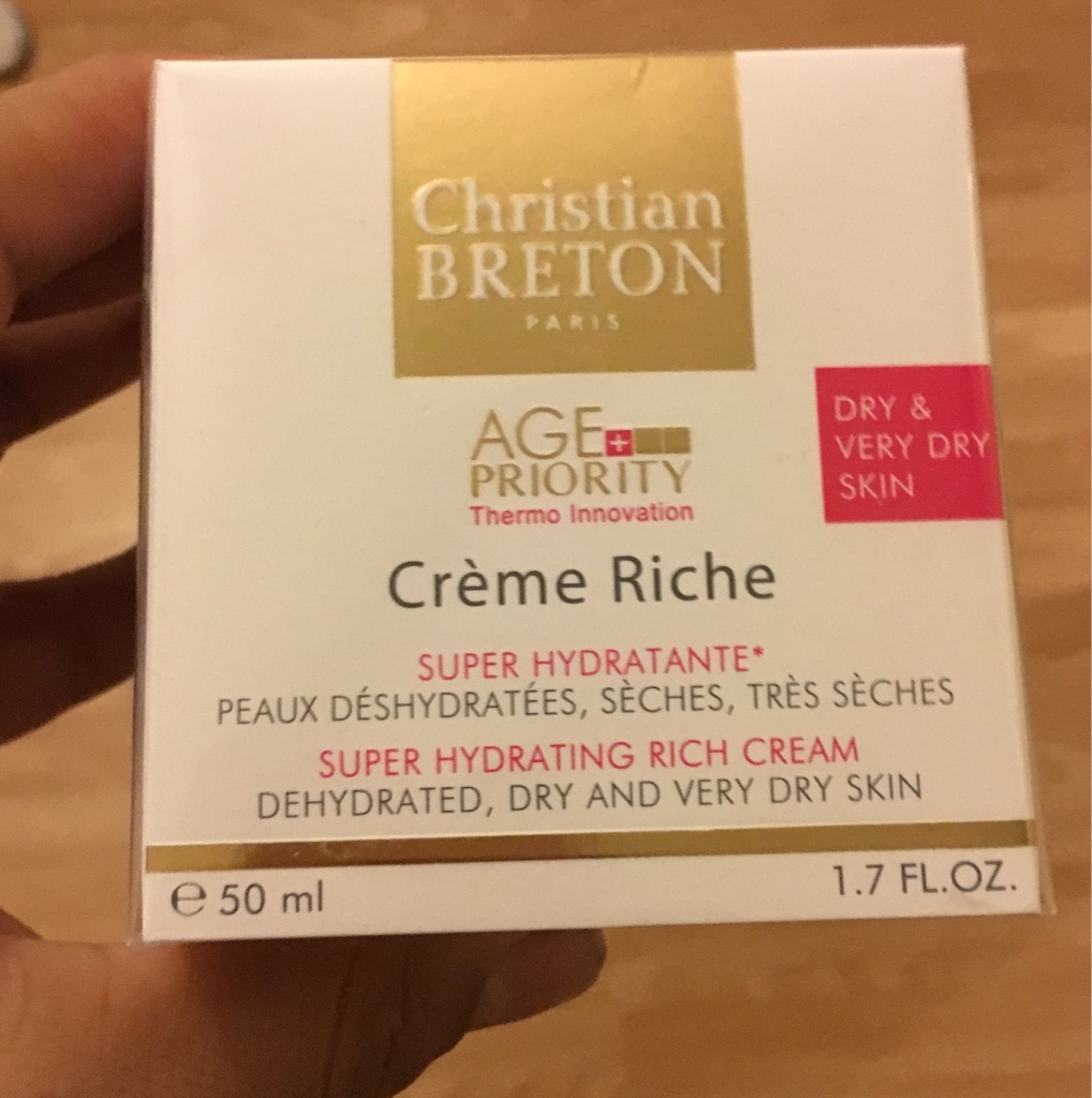 Day Cream ( for dry skin )
