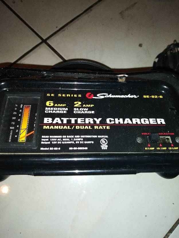 Schumacher Battery Charger
