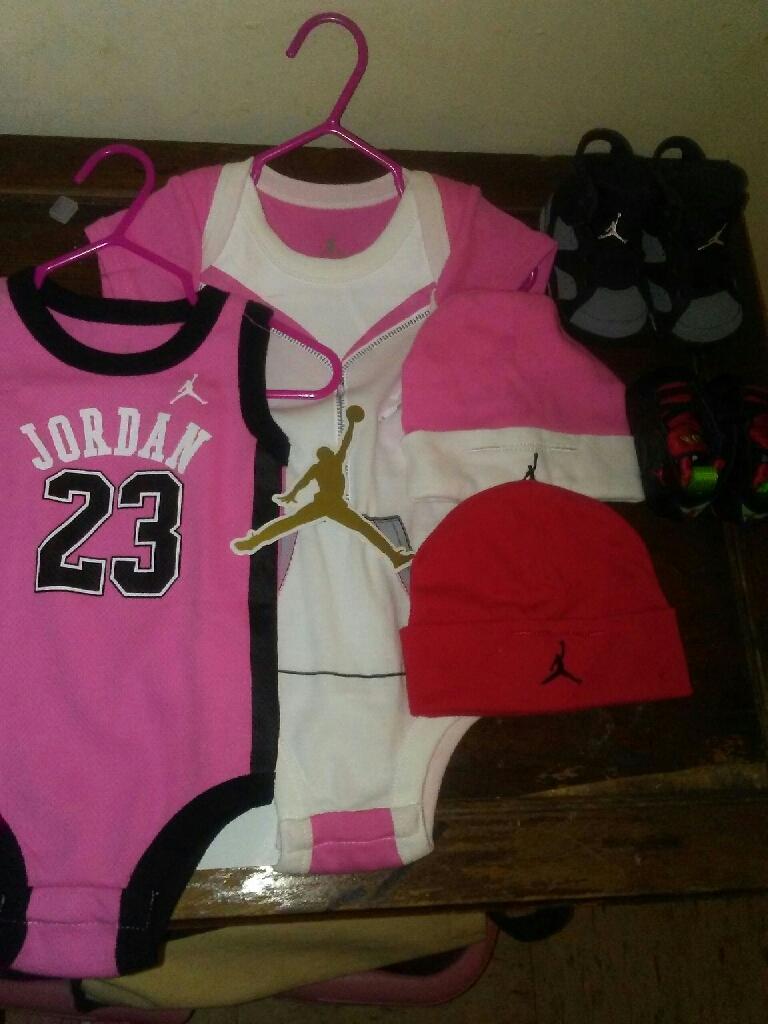 Baby Girl Jordan bundle