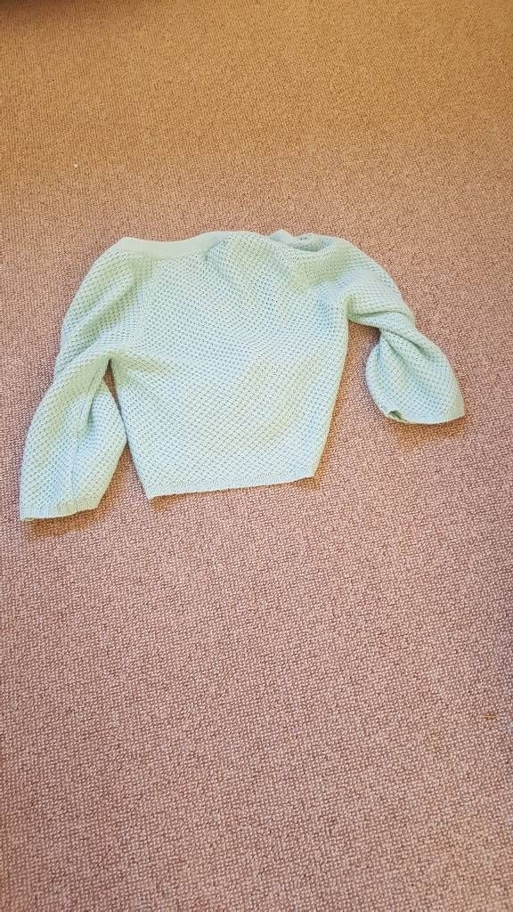 ladies cardigan size 12