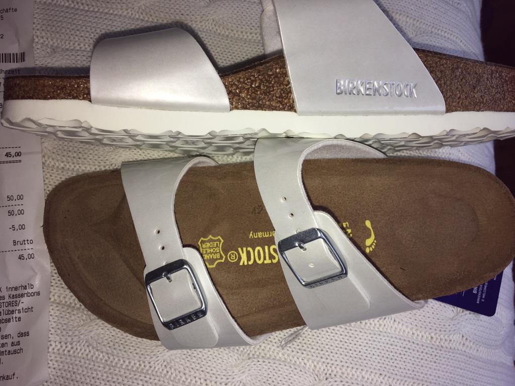 Birkenstocks -size 39- Brand New!
