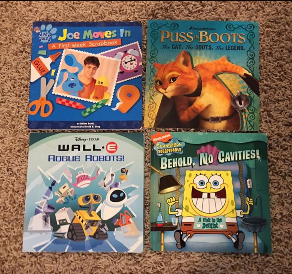 Kid's books