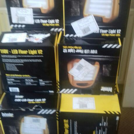 LED lights in screw fix there £50
