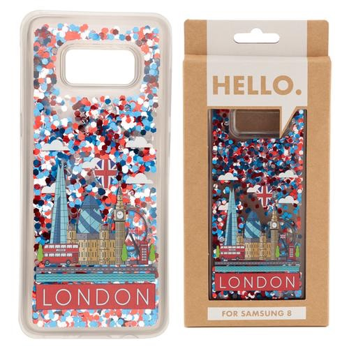 Samsung 8 phone case- London icons design