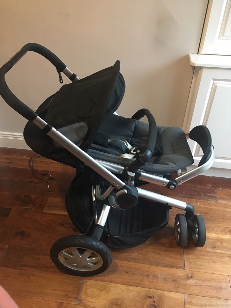 QUINNY BUZZ 3in1 travel system bundle