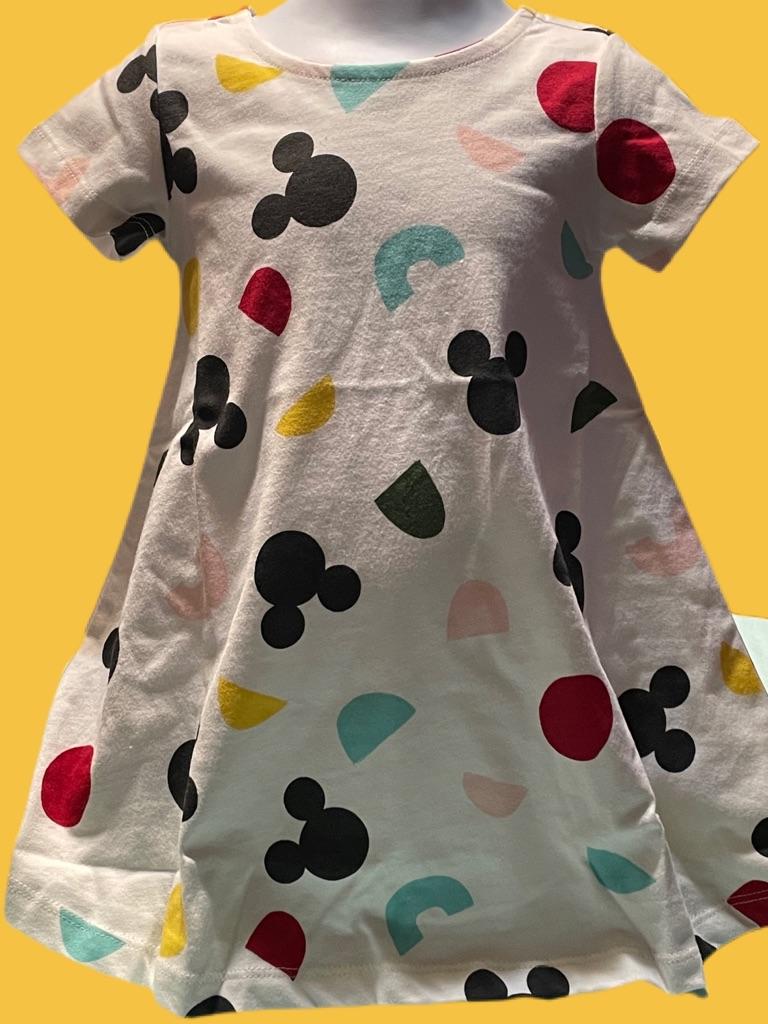 Hanna Andersson G Disney Swing Dress Size 2T