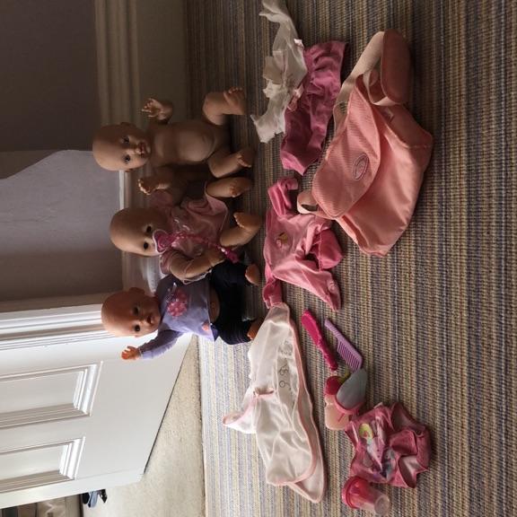 Baby Annabell Dolls