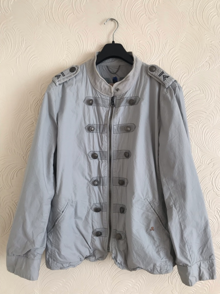 Light Grey Jacket