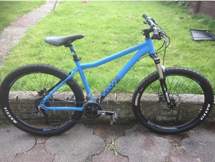 Voodoo 27 Gear Mountain Bike