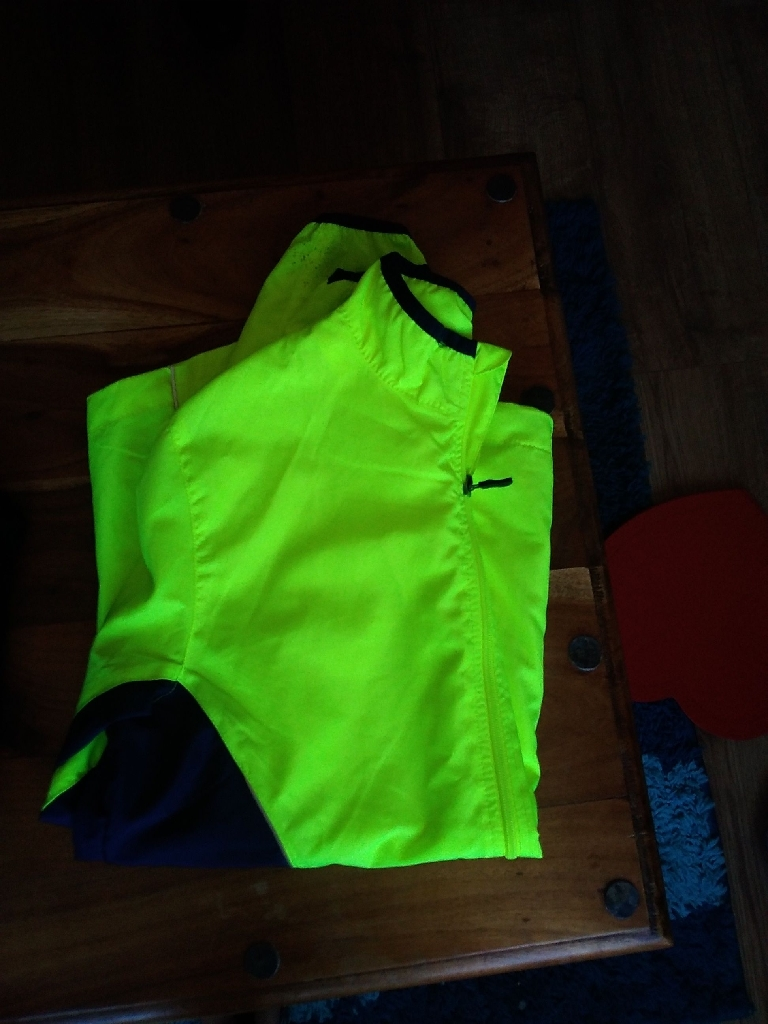 Bike coats size small all 3 for 30 pound