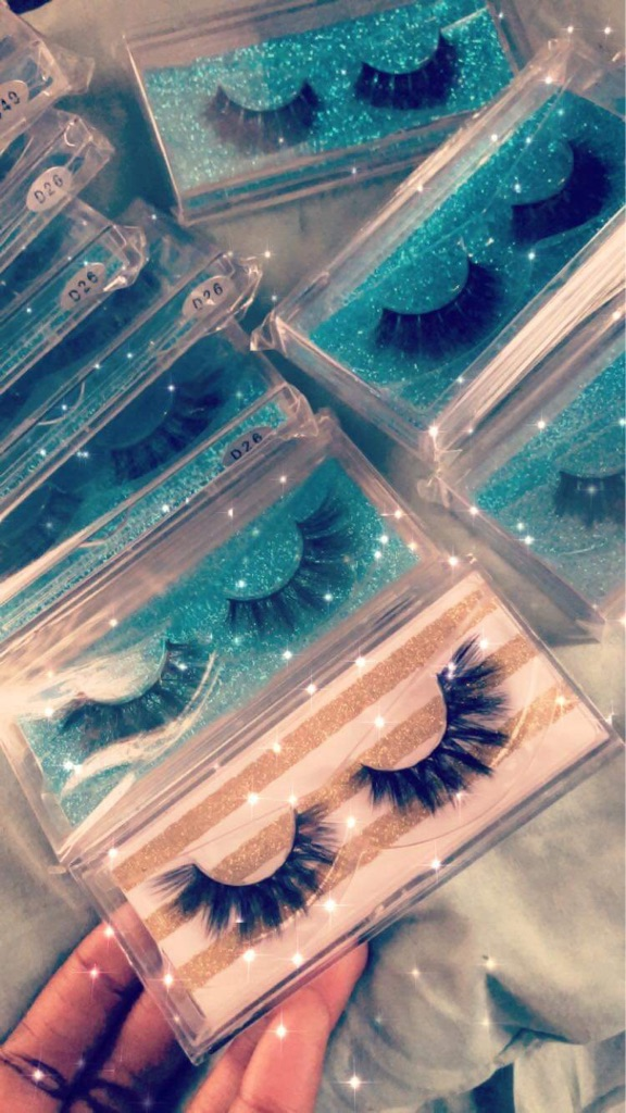 Brazilian Mink EyeLashes