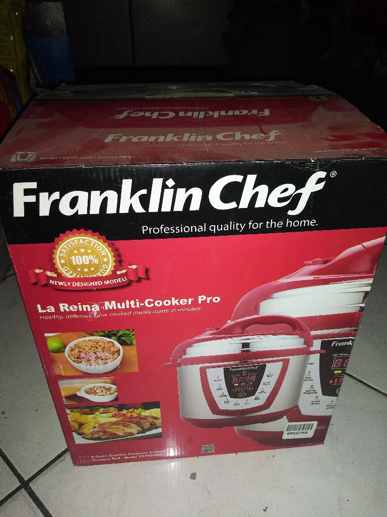 Franklin Chef Multi Cooker Pro