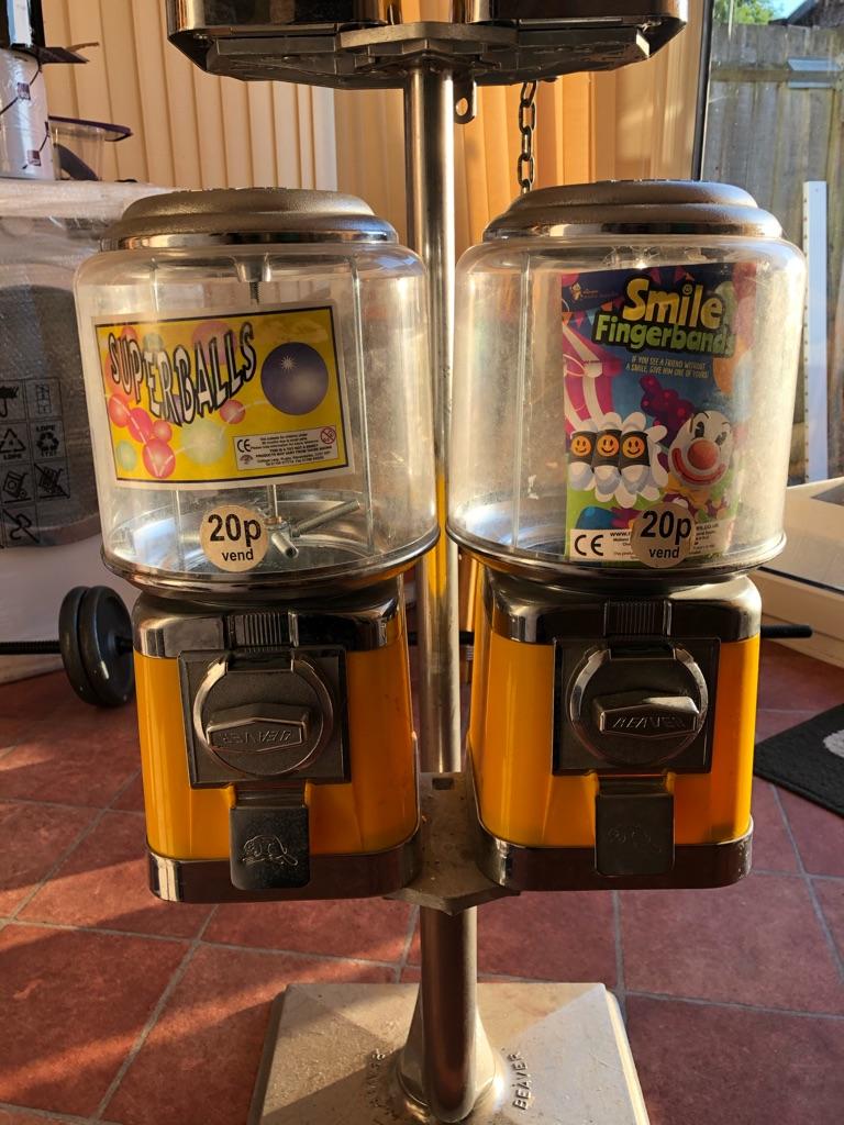 Beaver vending machines