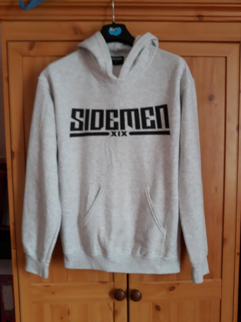 Sidemen Hooded top