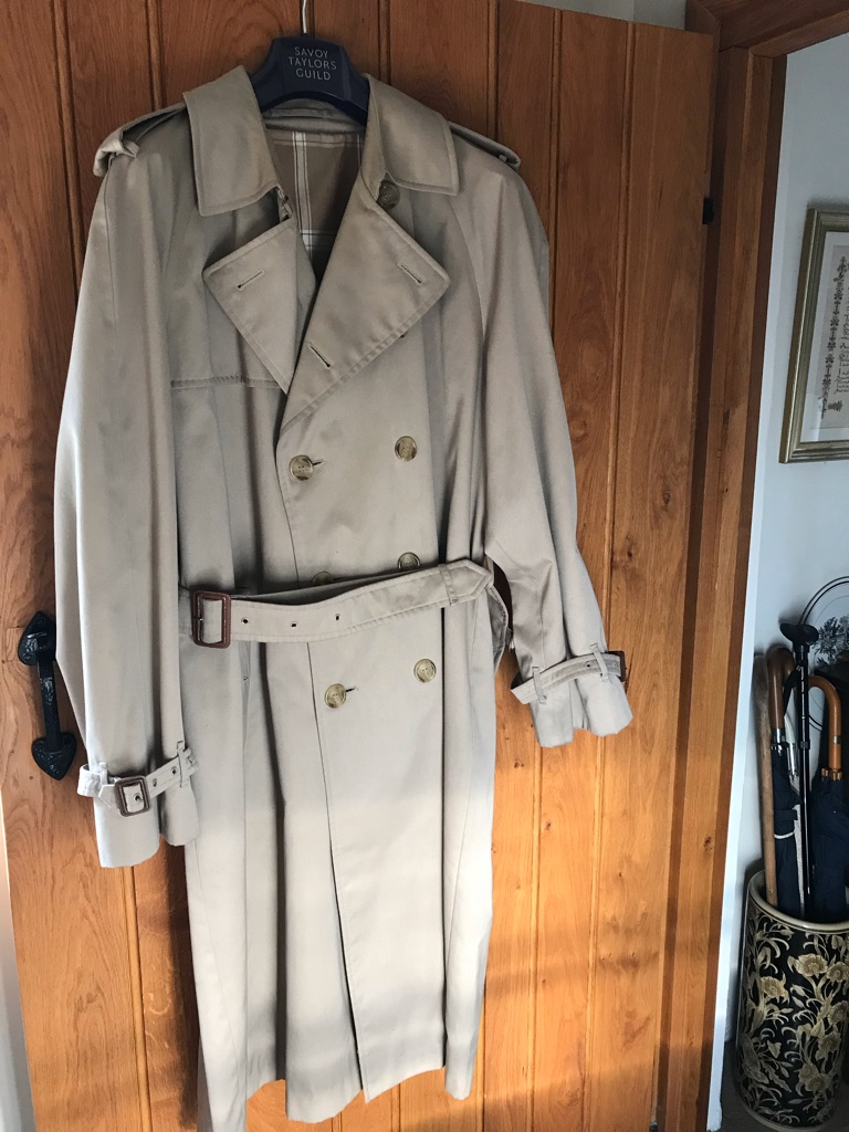 Men's M&S Traditional Raincoat