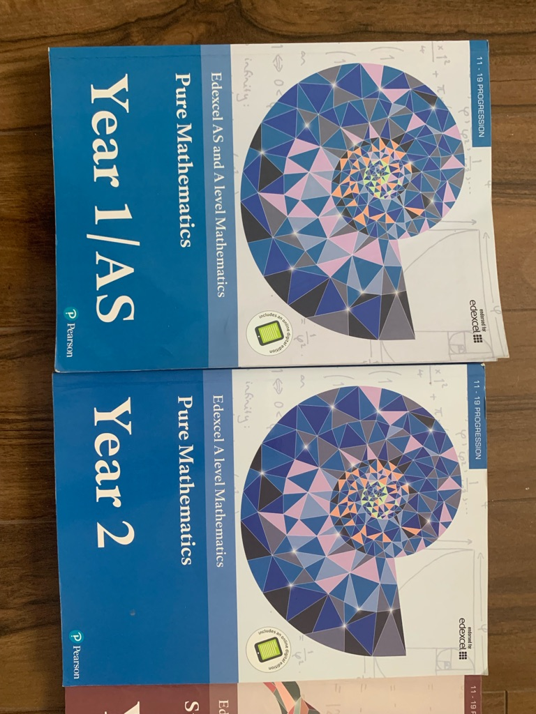 Edexcel Pure Maths Revision Guide New apex