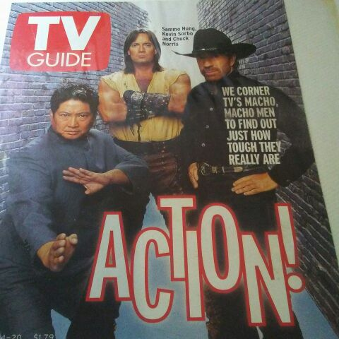 TV guide coverfor s