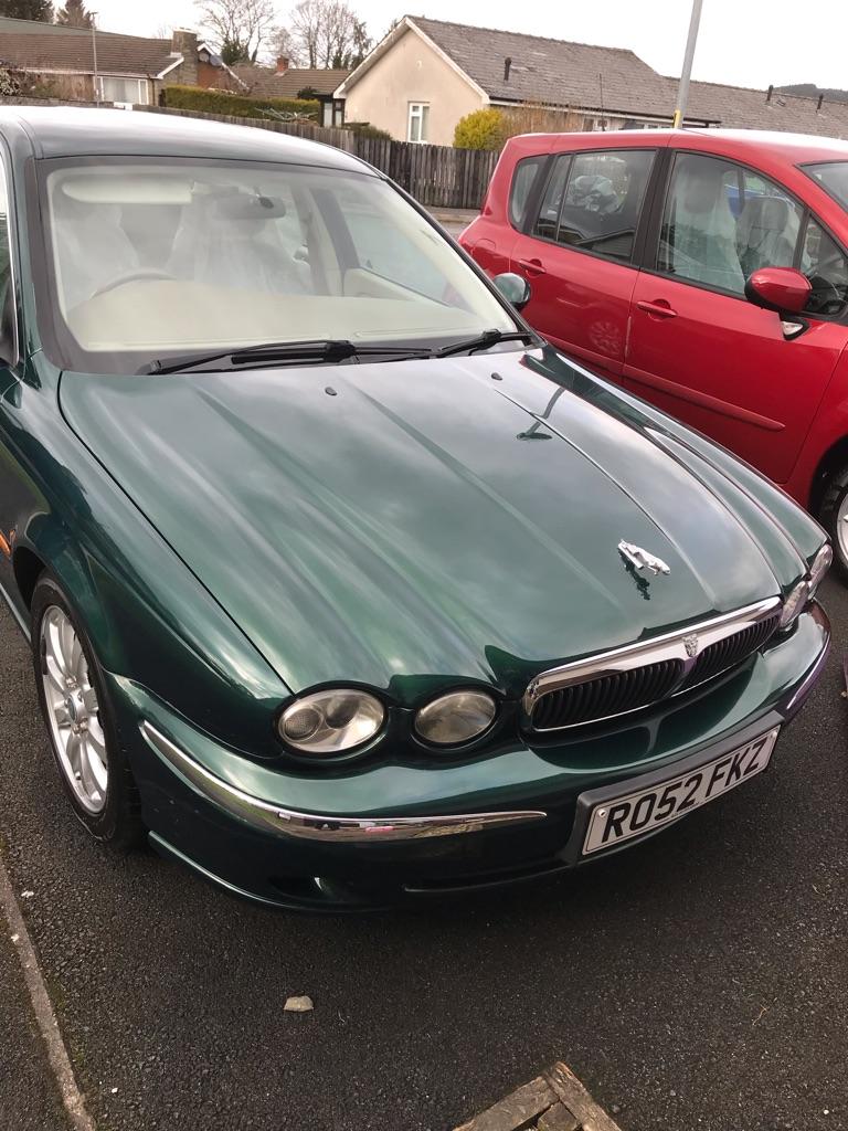 Jaguar x-type 2.5 auto
