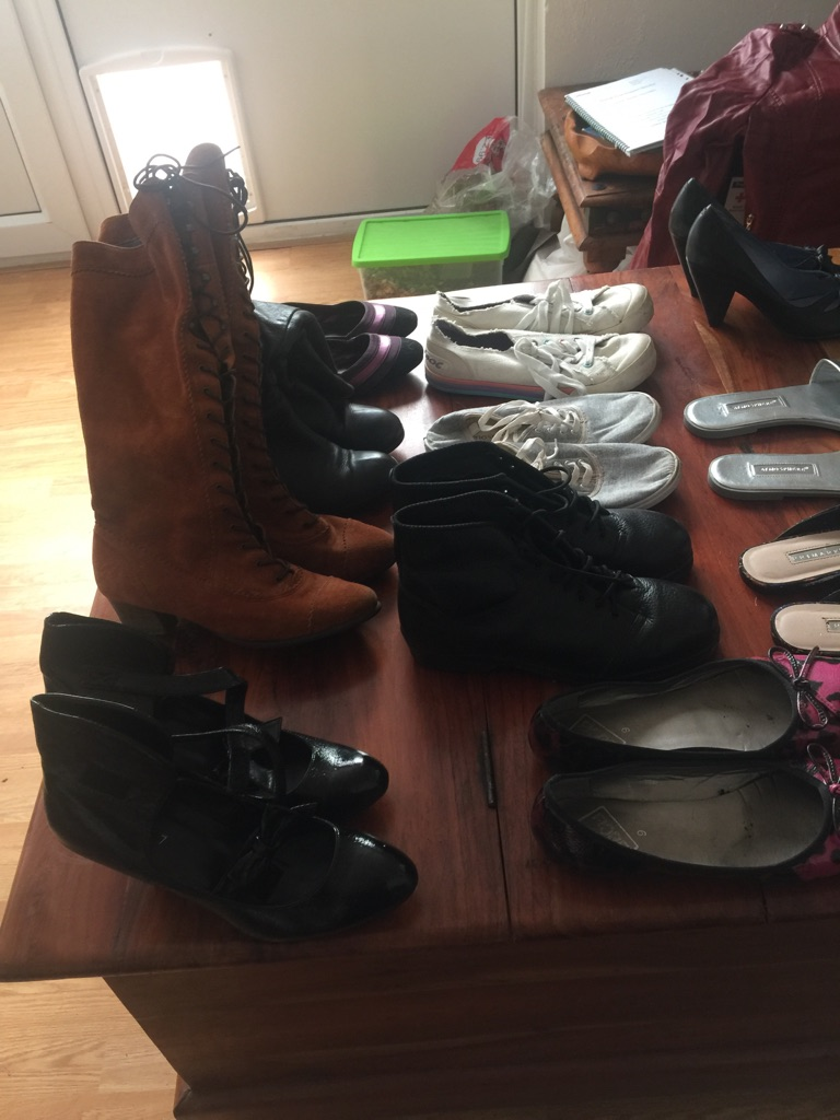 Shoes job lot for sale