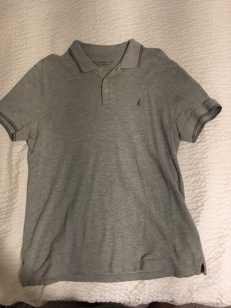John Varvatos polo