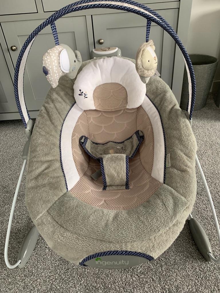 Ingenuity Baby rocker