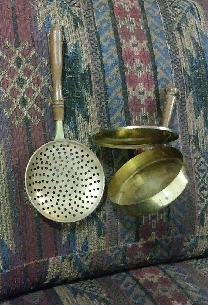 Heat pan