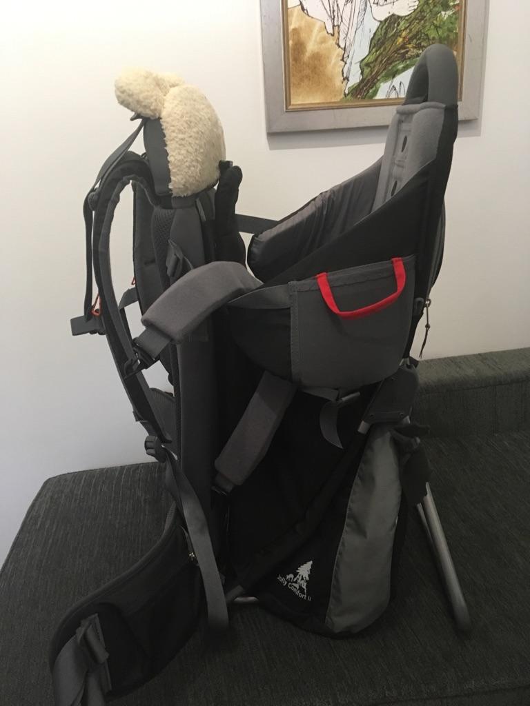 Vaude baby carrier