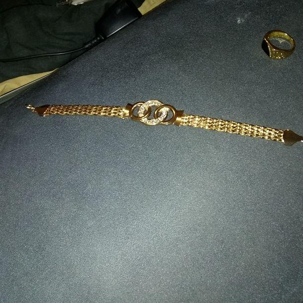 Bracelet African style