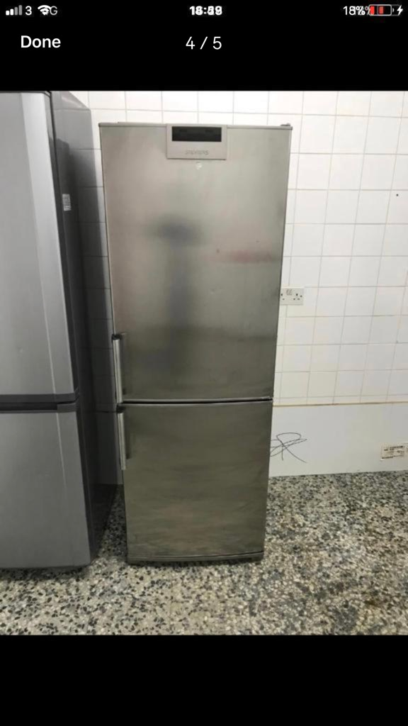 Siemens fridge freezer
