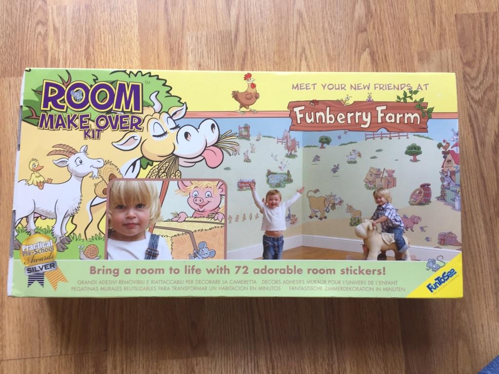 Farm room makeover kit