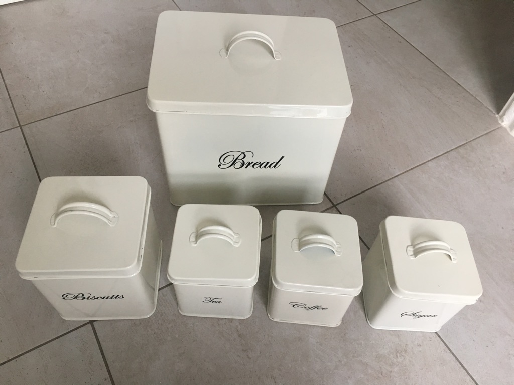 Set of 5 canister