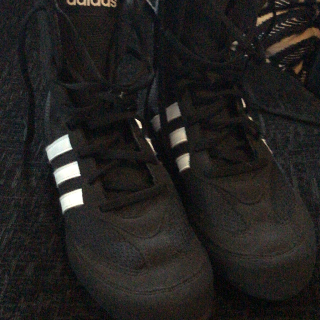 Unisex Adidas boxing trainers