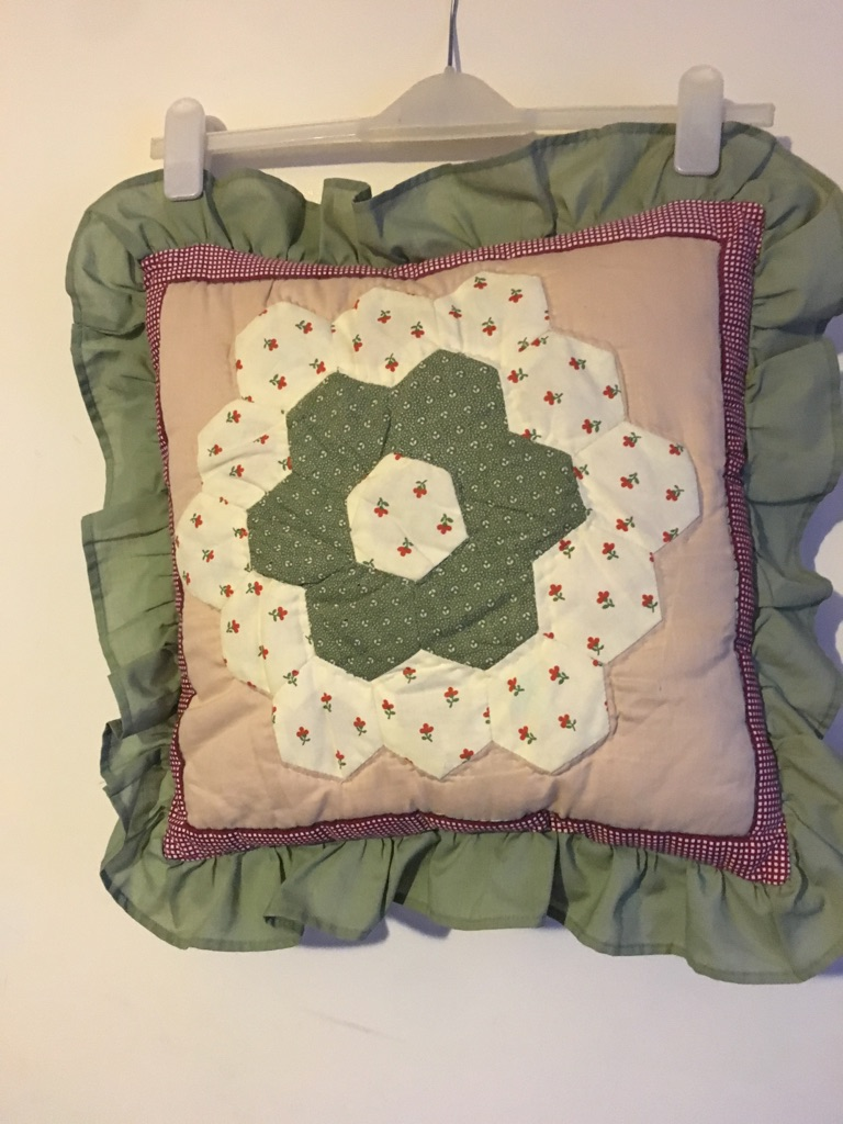 Selection of handmade cushion cover