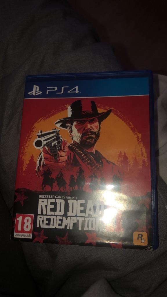 2 Red dead redemption disks