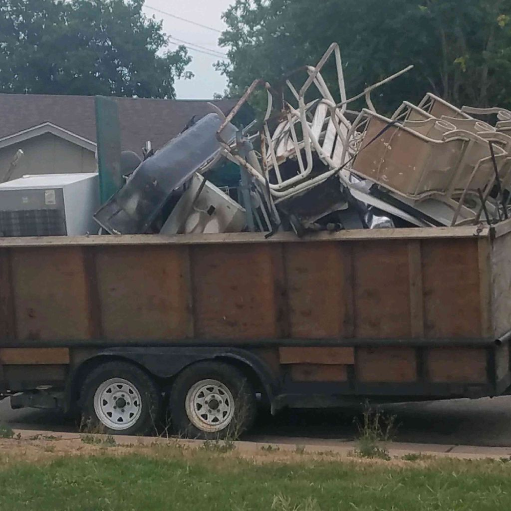 Scrap Metal Pickup