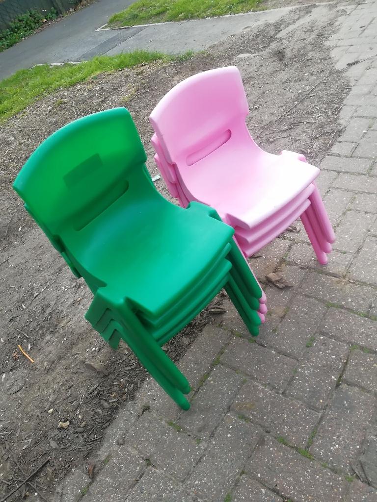 Preschool Nursery children Chairs