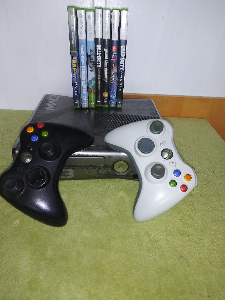 Xbox 360 Modern Warfare Edition
