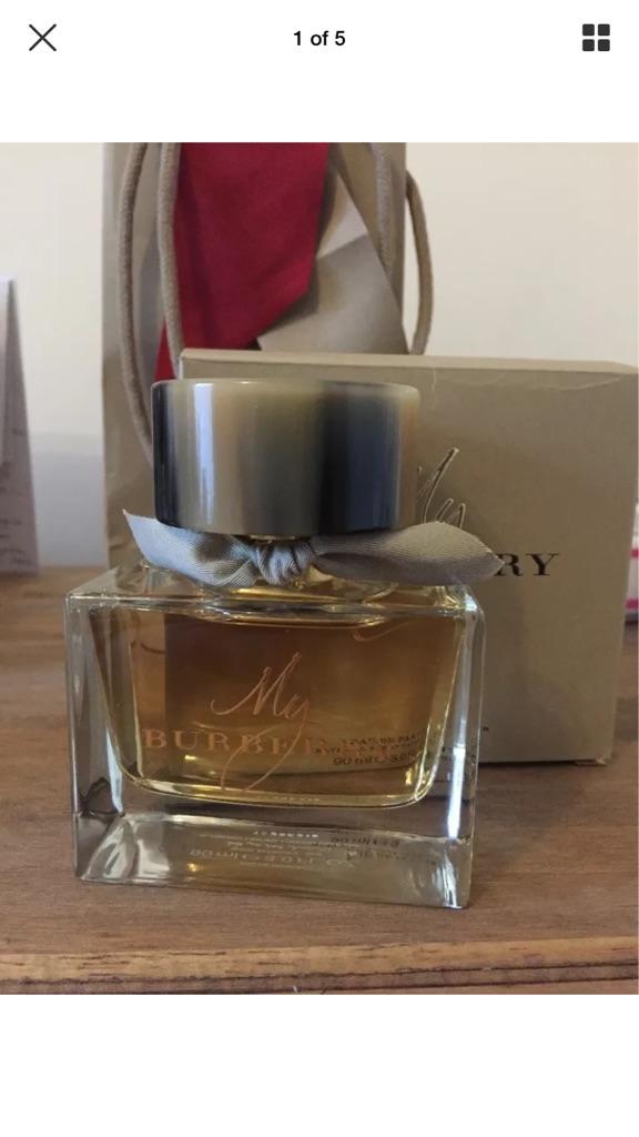 My Burberry by Burberry perfume 90ml