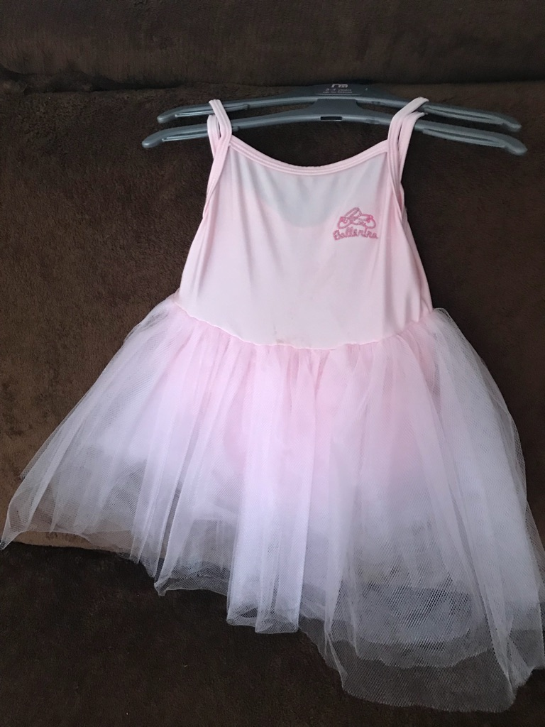 Girls age 4-5 Ballet clothes