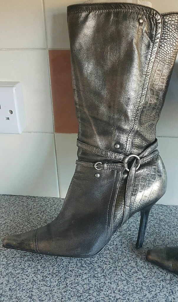 ORIGINAL FAITH LEATHER BOOTS