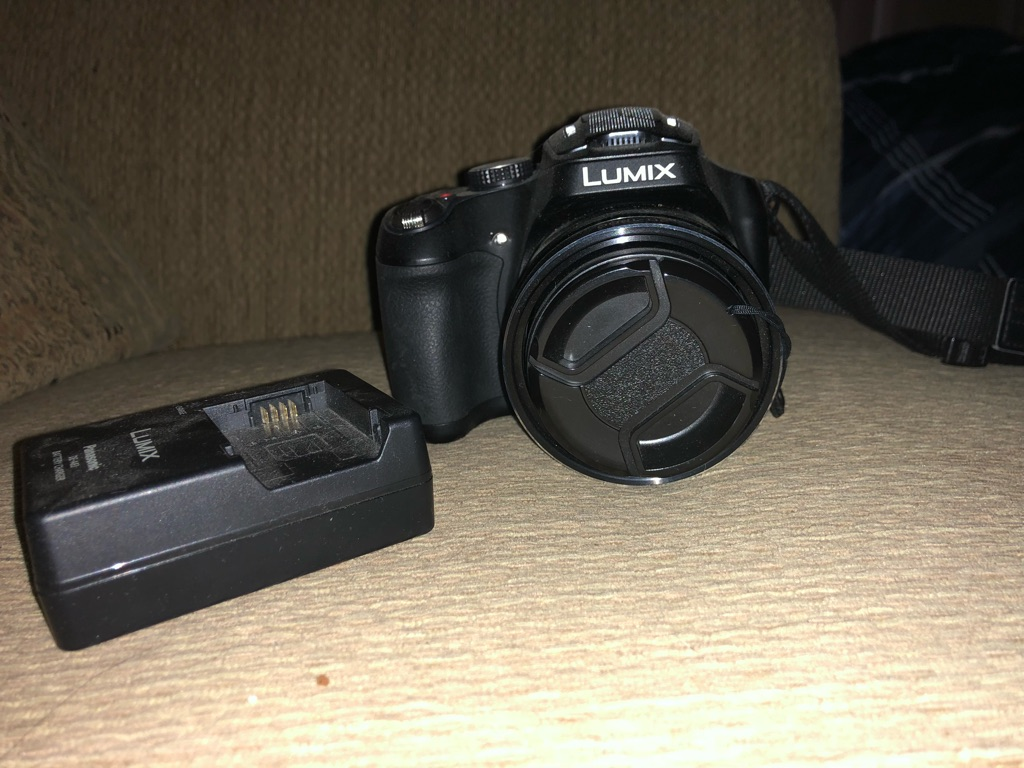 Panasonic LUMIX 60 optical zoom